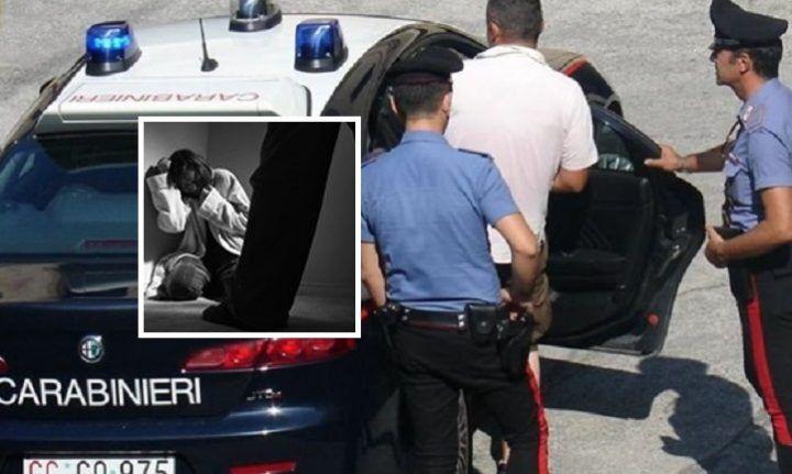 Caianello, maltrattamenti in famiglia e violenza sessuale aggravata: 33enne in manette