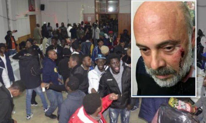Gricignano, spara al migrante che lo stava aggredendo: in carcere l'imprenditore