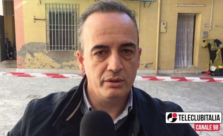 """Rischio crollo a Sant'Antimo, Chiariello: """"Fondi spostati da amministazione, intervenire subito su cavità"""""""