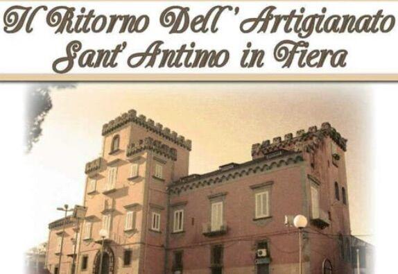 Sant'Antimo, al via la Fiera dell'Artigianato