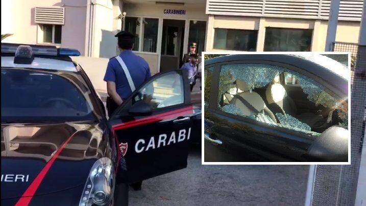 Furti nelle auto ai centri commerciali, arrestati dai carabinieri e subito liberi
