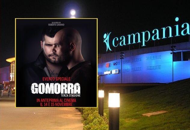 Gomorra 3, presentazione al centro Campania con il cast: come vincere biglietti omaggio
