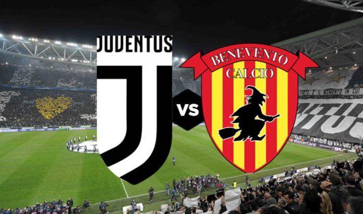 Dove vedere Juventus-Benevento: streaming gratis, diretta free live