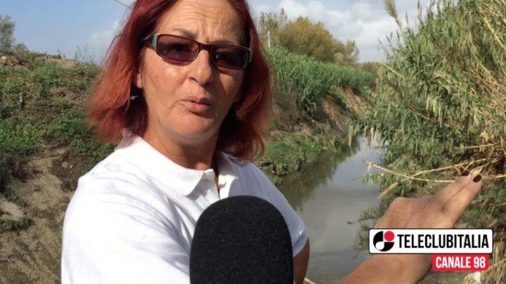 """Terrore alluvione a Licola: """"Quando piove non si dorme"""""""