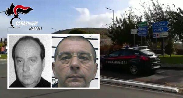 Duplice omicidio nella faida dell'area flegrea, ordinanza per 4 capiclan