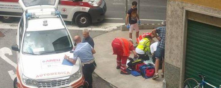 Napoli, tragedia al Vomero: mangia delle fritture in strada e muore