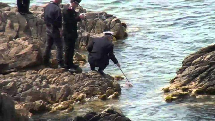 Macabra scoperta: trovato cadavere di una donna in mare