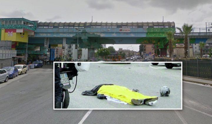 Napoli, muore a 25 anni vicino alla metro per il maltempo: identificata la vittima