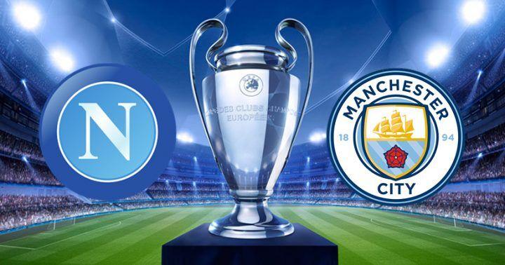 Dove vedere Napoli-Manchester City: streaming gratis, free diretta