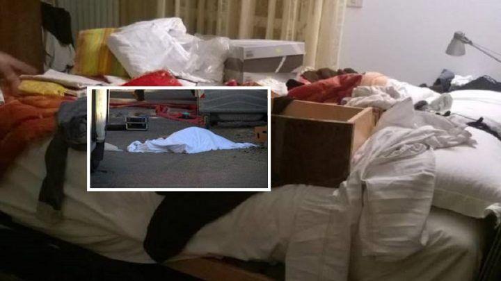 Tragedia a Sessa Aurunca: trova i ladri in casa e muore