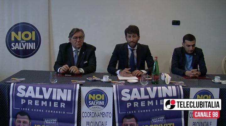 """Migranti, Sequino (Noi con Salvini): """"Il comune di Giugliano da' 240mila euro all'associazione dell'ex coordinatore Pd di Napoli"""""""