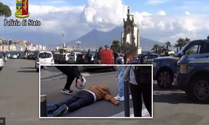 Napoli, poliziotto e moglie pestati sul lungomare: 8 arresti. In manette figlia di Rosaria Pagano