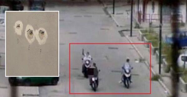 Stesa a Ponticelli - Colpi di pistola, pericolo per due ragazze