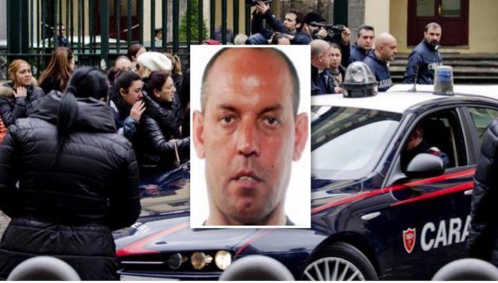 """Camorra, colpo al clan dei Casalesi: arrestato a Gricignano Vincenzo """"Settepistole"""""""