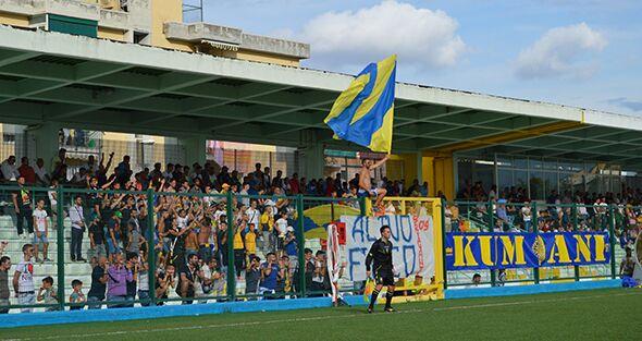 Calcio, Giugliano sconfitto in casa con il Savoia