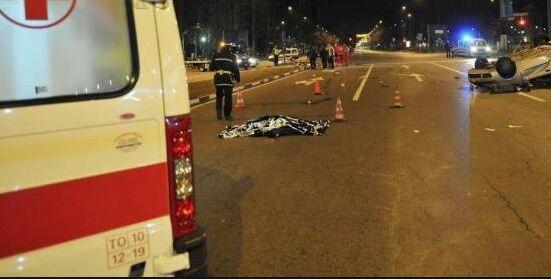 Due giovani morti per scontro a Spoleto
