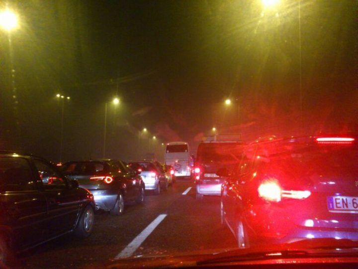 Pozzuoli. Incidente sulla Variante a Monterusciello, traffico in tilt