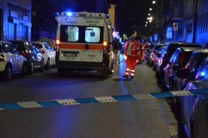 Napoli, donna ferita da colpo vagante