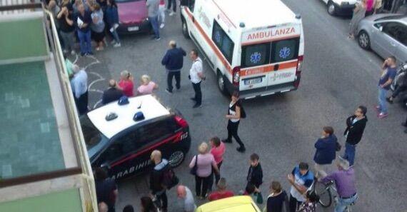 Dramma a Scafati, bimba di 10 anni precipita dal terzo piano di un balcone