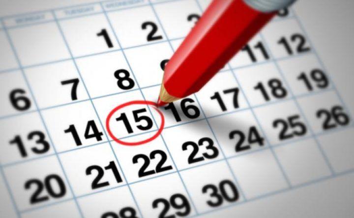 Calendario 2018, tutte le festività e i ponti in programma