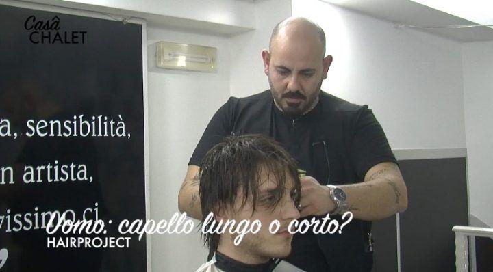 Capello uomo lungo o corto? I consigli di Hairproject Castrese Galluccio
