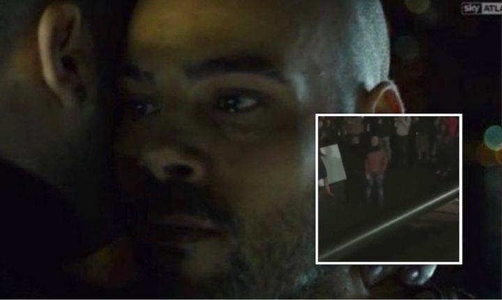 """Gomorra 3, spunta video di """"Ciro di Marzio"""" dopo la scena finale: lacrime e applausi. VIDEO"""