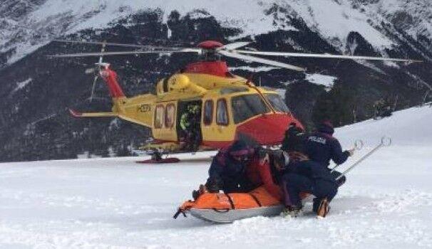 Tragedia sulla neve a Roccaraso, valanga travolge due sciatori campani