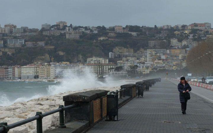 Meteo in Campania, il tempo che ci aspetta per il secondo weekend di gennaio