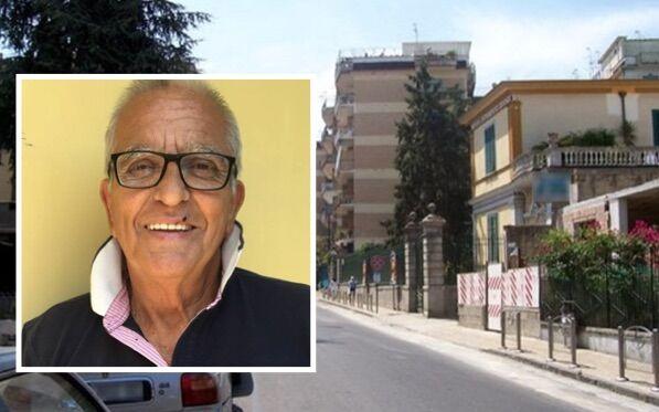"""Mugnano, la città saluta Salvatore Nocca: il """"mister sorridente"""" amato da tutti"""