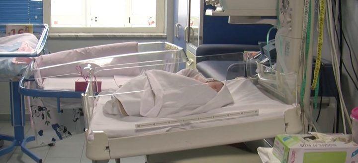 E' Sergio il primo nato del 2018 all'ospedale San Giuliano di Giugliano