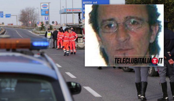 Asse Mediano, tragico incidente col morto: Maddaloni in lutto per Nicola