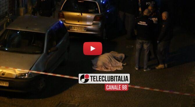 Omicidio di camorra a Napoli, donna pregiudicato uccisa in strada
