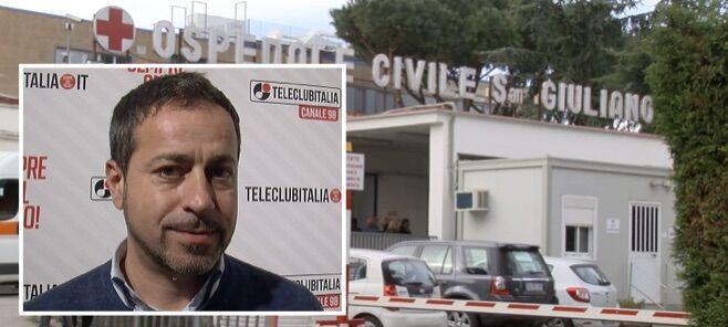 """San Giuliano al collasso, Esposito (Cisl): """"30 infermieri in meno ed organizzazione sbagliata"""""""