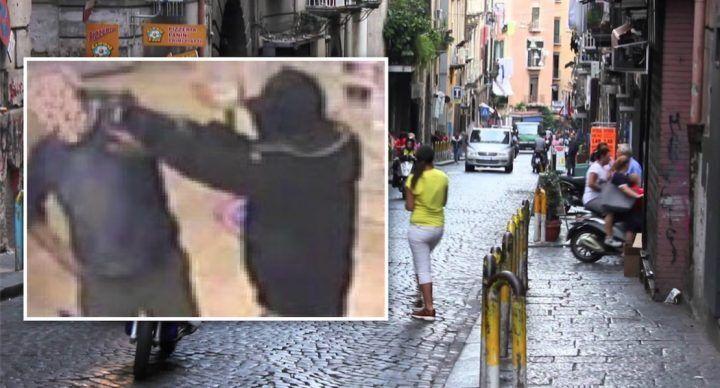 Napoli, irruzione armata in noto ristorante: panico tra i clienti