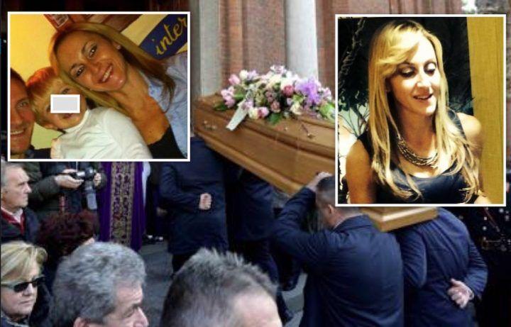"""Sant'Antimo, strazio ai funerali di Roberta. """"E' inaccettabile"""""""