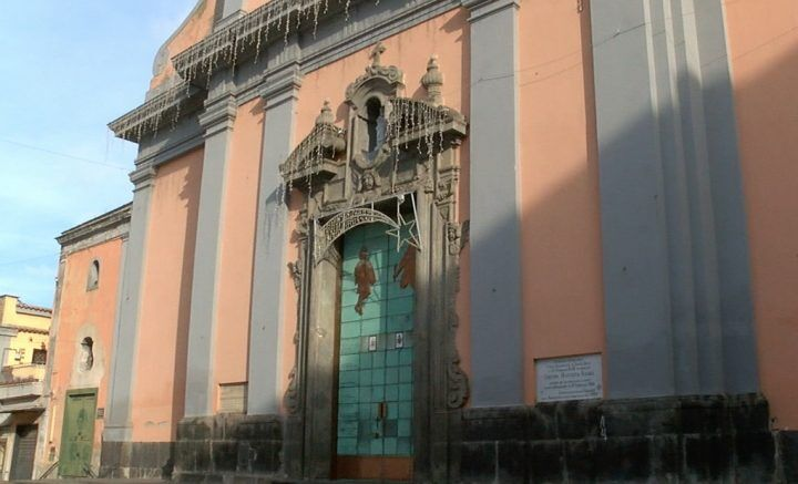 Giugliano, 250mila euro dal Governo per la chiesa di Santa Sofia