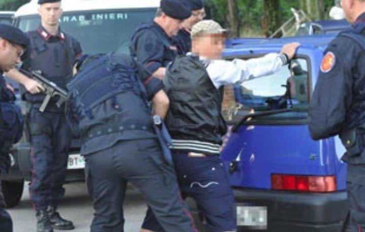 Blitz dei Carabinieri a Napoli, due arresti: sono di Marano e Scampia