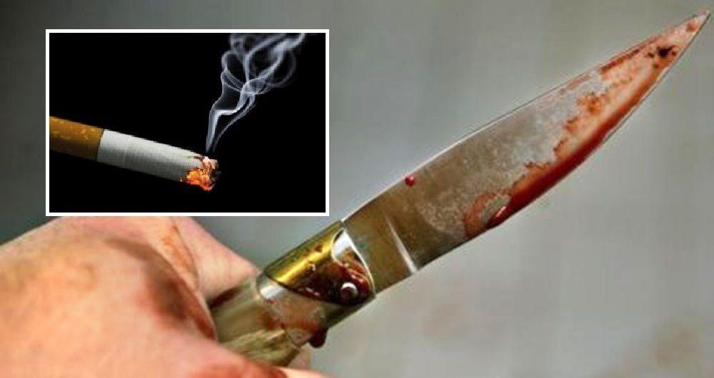 accoltellato per una sigaretta a napoli