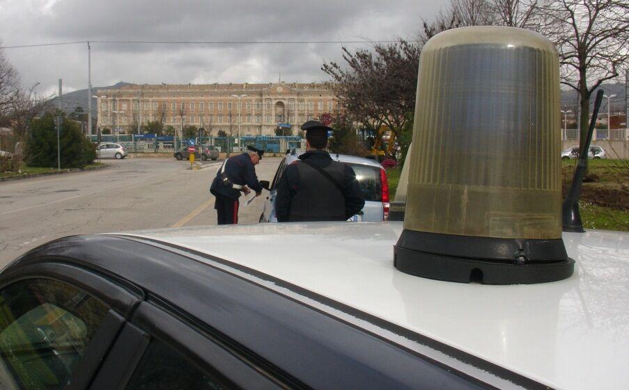trans estorsioni rapine san nicola la strada arresti 23 gennaio