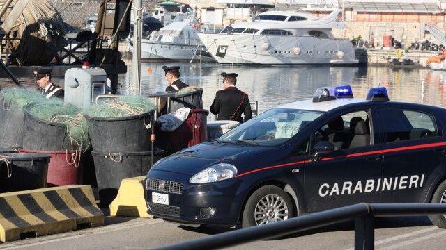 arresto porto ischia