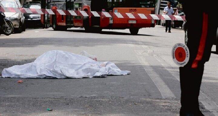 morto in via roma a caserta