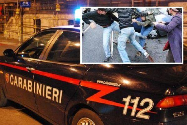Rissa tra 7 giovani, arrestati a Firenze