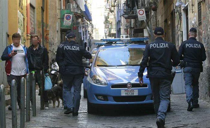 quartieri spagnoli napoli denuciato gioiellere