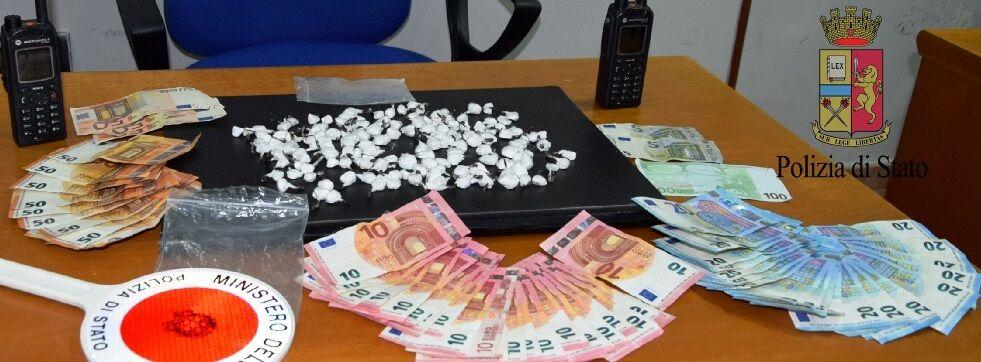 spacciatore arrestato torre del greco