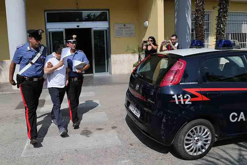 arresti droga castel volturno bellona vitulazio 2 marzo