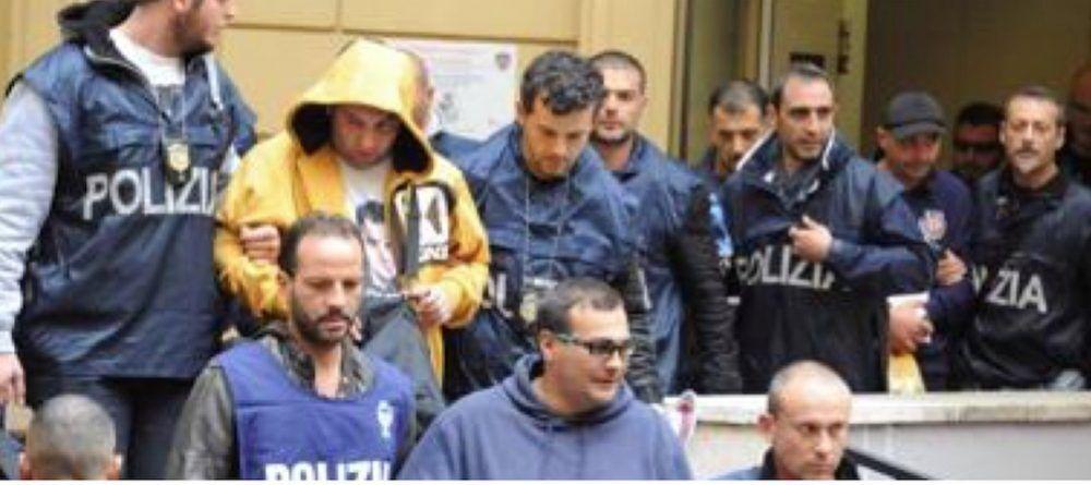 arresti roma 21 marzo nomi