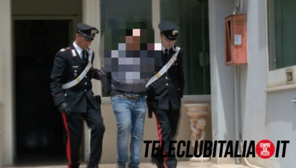 arresto biagio vallefuoco giugliano compagnia carabinieri