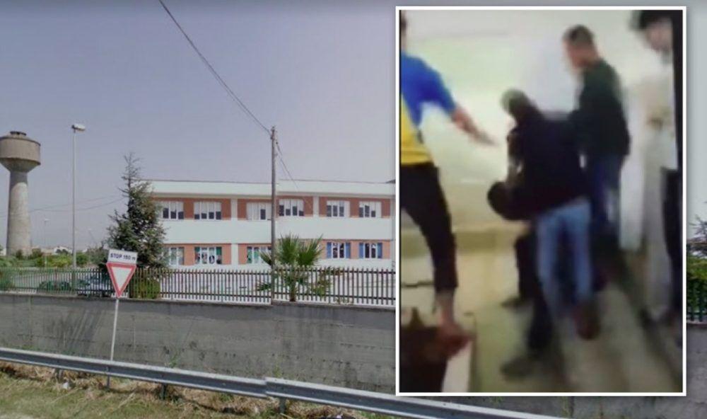 castel volturno istituto comprensivo centro ragazzo picchiato bulli