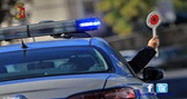 maddaloni inseguimento polizia