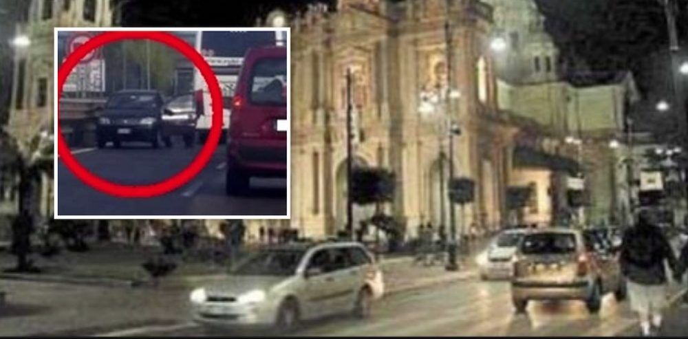 pompei attacco terroristico attentato algerino contromano santuario